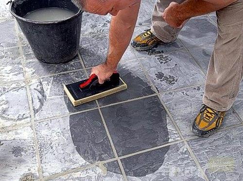 классификации как отмыть плитку с шероховатой поверхностью владелец